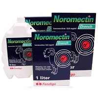 NOROMECTIN DRENCH 1000ML URA REGNL09568